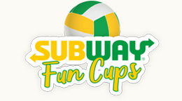 Subway Fun Cup